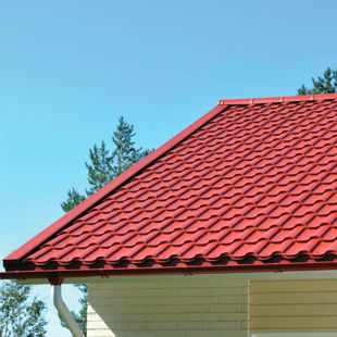 Picture for category Roofing materials, accessories