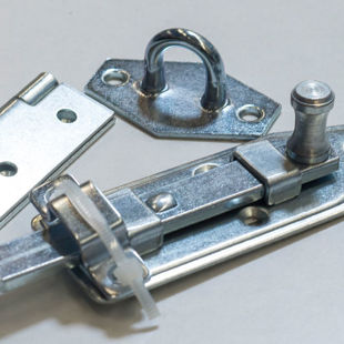 Picture for category Hinges, bolts, hooks