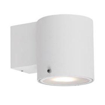 VALGUSTI IP S5 GU10 max 8W LED IP44 VALGE pilt