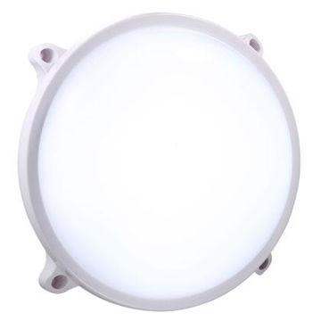 VALGUSTI MOON LED PLAFOON ÜMAR 20W IP56 1600lm pilt