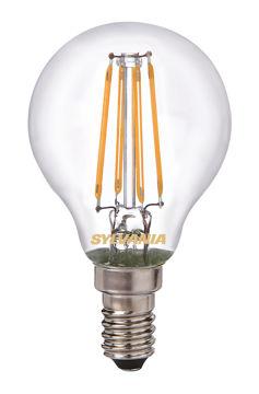 PIRN SYLVANIA RETRO LED 2,5W E14  pilt