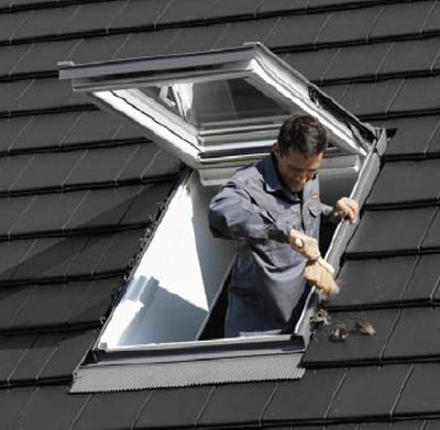 Kuidas hooldada katuseaknaid?