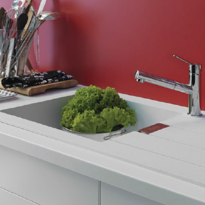 Millisest materjalist köögivalamu valida?