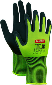 Picture of KINDAD COMFORT HI-VIZ LATEKS s.9