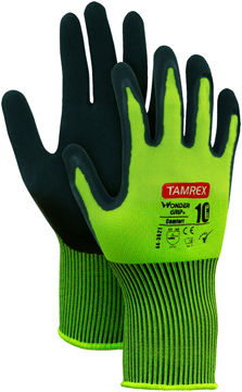 Picture of KINDAD COMFORT HI-VIZ LATEKS s.10
