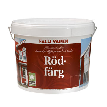 Picture of MULDVÄRV FALU VAPEN PUNANE 4L