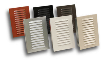 Picture of VENT.REST 125X125 PVC
