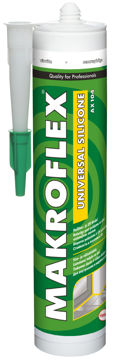Picture of MAKROFLEX SILIKOON AX VALGE 300ml