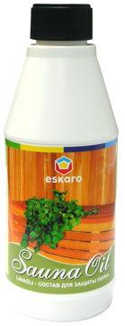 Picture of SAUNALAVA ÕLI ESKARO SAUNA OIL 0,4L