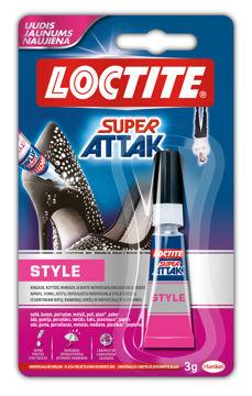 Изображение SUPER ATTAK STYLE LIIM 3g