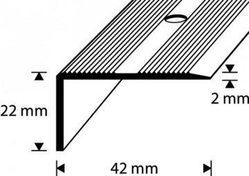 Picture of ASTMESERVALIIST D7-0,9M 42X22MM KROOM DIONE