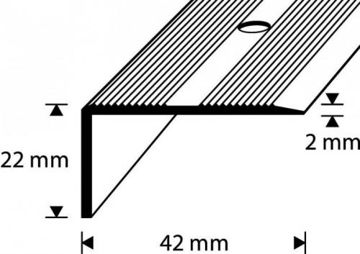 Picture of ASTMESERVALIIST D7-1,8M 42X22MM KROOM DIONE