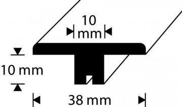 Picture of T-LIIST 10X38 2M TAMM DIONE