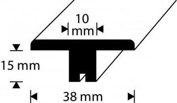 Picture of T-LIIST 15X38 2M TAMM DIONE