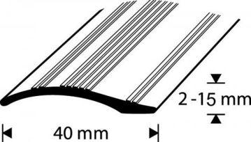 Picture of ÜLEMINEKULIIST B3-1.8M 40/0-12MM KULD DIONE