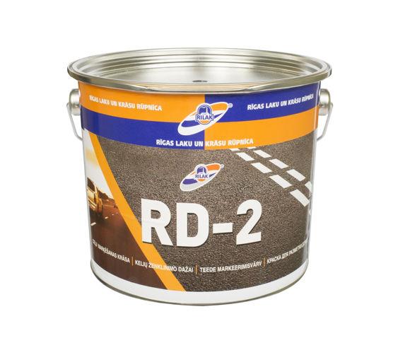 Picture of ASFALDI/BETONIVÄRV RD-2 ROHELINE 4kg