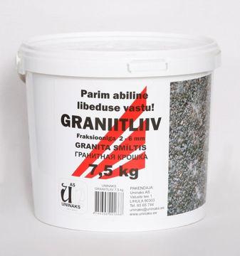 Picture of GRANIITLIIV UNINAKS 2-6MM 7,5KG