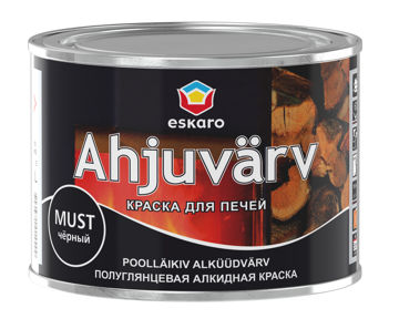 Picture of AHJUVÄRV MUST ESKARO 0,45L