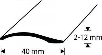 Picture of ÜLEMINEKULIIST B3-2,7M 2-12MM NATURAALNE VALGE DIO