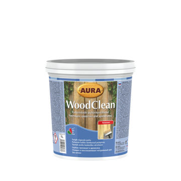 AURA WOOD CLEAN 1L pilt