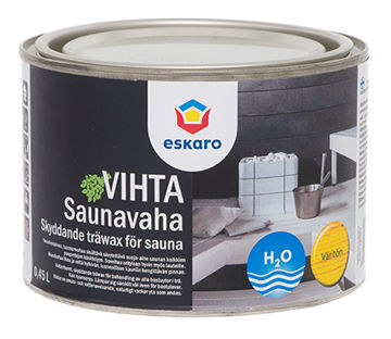 Picture of SAUNAVAHA ESKARO VIHTA VÄRVITU 0,45L