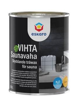 Picture of SAUNAVAHA ESKARO VIHTA VALGE 0,9L