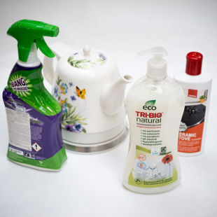 Picture for category Household appliances, goods, cleaning agents