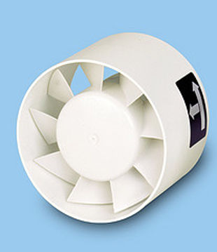 Picture of VENTILAATOR TDM200 KANALI D120mm
