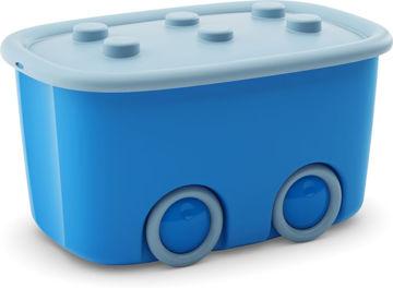 HOIUKAST LEGO 58x38,5x32 SININ pilt