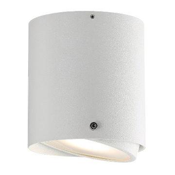 VALGUSTI IP S4 GU10 8W LED IP44 VALGE pilt