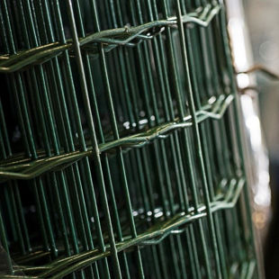Изображение для категории Сварная сетка с ПВХ покрытием