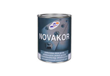 Picture of METALLIKRUNTVÄRV RILAK NOVAKOR HELEHALL 0,9L