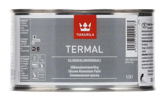 Picture of KUUMAKINDL EMAIL TIKKURILA TERMAL ALUMIINIUM 0,33L