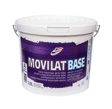 KRUNTVÄRV RILAK MOVILAT BASE 3,6L pilt