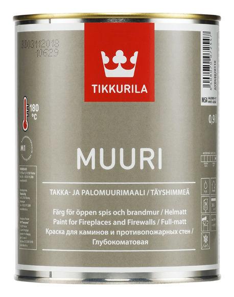 AHJUVÄRV TIKKURILA MUURI MSA-PM 0,9L pilt