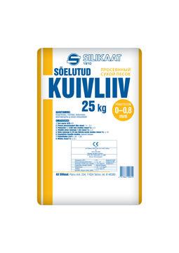 Picture of KUIVLIIV SILIKAAT 0-0,8MM 25kg