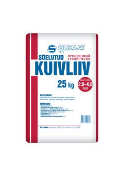 Picture of KUIVLIIV SILIKAAT 2-6MM 25kg