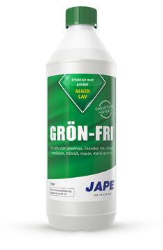 Изображение SAMBLAEEMALDAJA JAPE GRÖN-FRI 1 L
