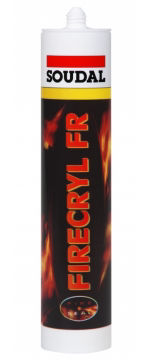 Picture of SOUDAL FIREACRYL VALGE 310ml