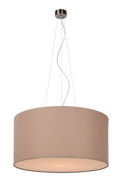 Picture of VALGUSTI CORAL 61452/60/41 1x60W E27 TAUPE