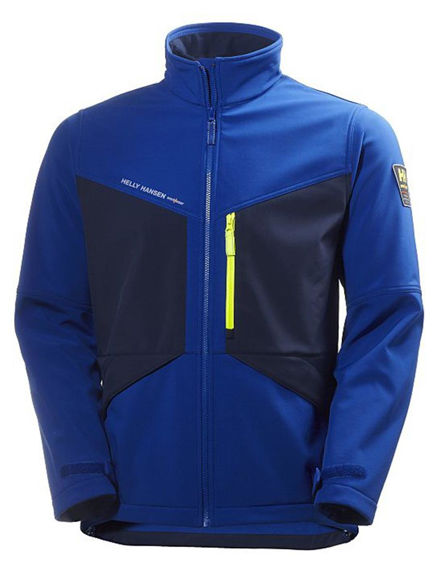 Picture of JAKK SOFTSHELL HH AKER SININE 3XL