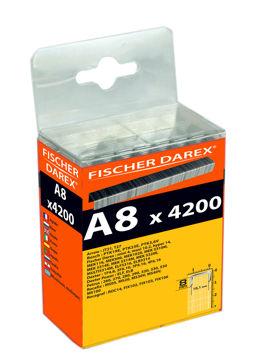 KLAMBRID 8MM A8 4200 TK/PAK. pilt
