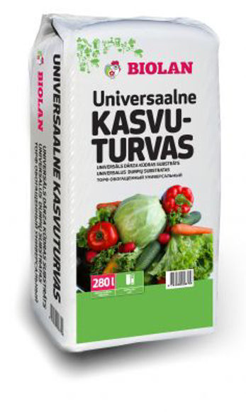 TURVAS UNIVERSAALNE BIOLAN 280L pilt