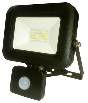 PROZEKTOR NOVIPRO LED 30W+ANDUR MUST pilt