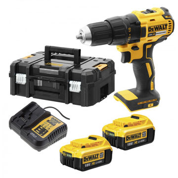 Picture of AKUTRELL DEWALT DCD777M2T 2X4,0AH 18V BL
