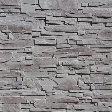 Picture of DEKORATIIVKIVI ROMA GRAPHITE 0.62m2/PAKK