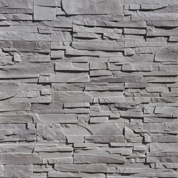 DEKORATIIVKIVI ROMA GRAPHITE 0.62m2/PAKK pilt