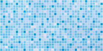 PANEEL PVC 3136 MOSAIIK SININE 956X480mm pilt