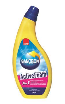 Изображение WC-PUHASTUSVAHEND SANOBON ACTIVE FOAM 750ml