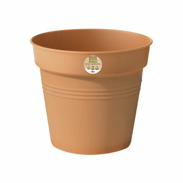 Picture of LILLEPOTT GREEN BASICS D13cm TERRA